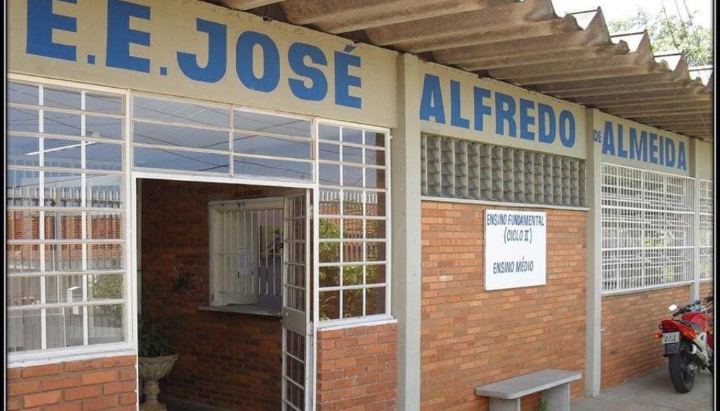 Escola Estadual José Alfredo de Almeida.