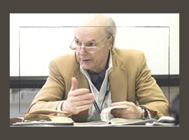 Professor Emérito da Columbia University, Robbie McClintock